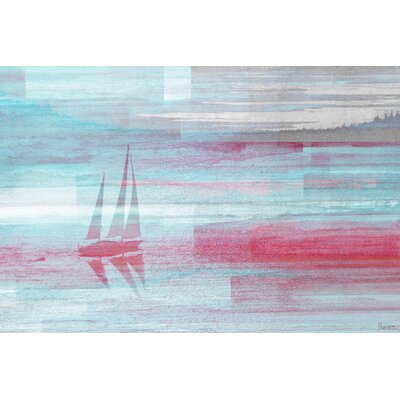 Sailing Painting Print on Canvas