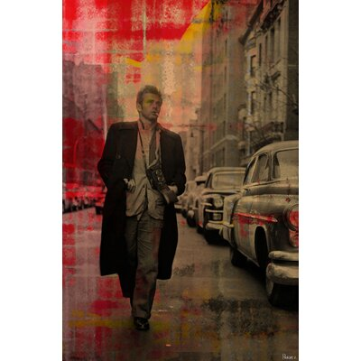 ParvezTaj James Dean - 2324 Wall Art