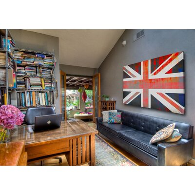 Parvez Taj Union Jack Wall Art