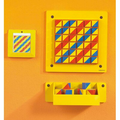 HaPe Beleduc Patterns Wall Panel
