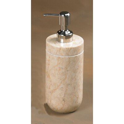 Creative Home Champagne Marble Notch Liquid Soap Dispenser