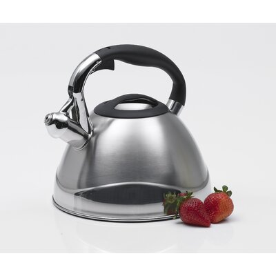 Creative Home Crescendo 3.1-qt. Whistle Tea Kettle
