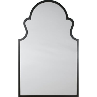Hand Carved Arch Mirror