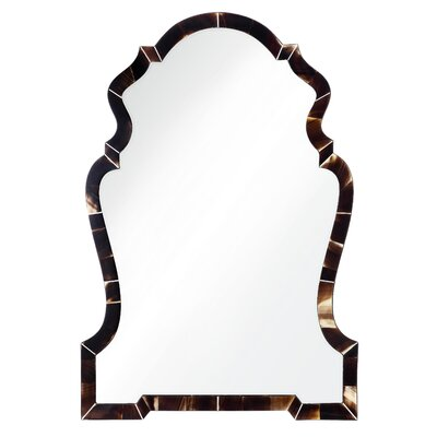 Mirror Image Home Horn Chippendale Mirror