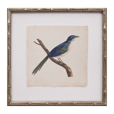 Mirror Image Home Mini Levallian Bird IV Art
