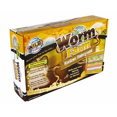 Wild Science Wild Science Worm Farm