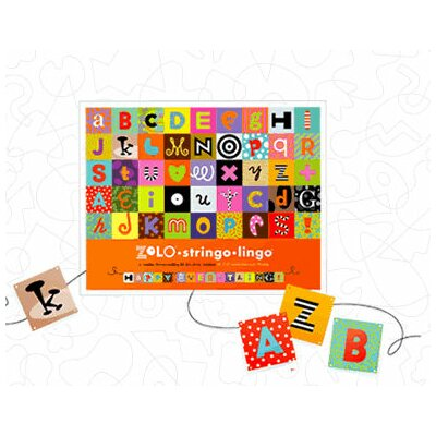 Zolo Stringo Lingo Banner Making Kit