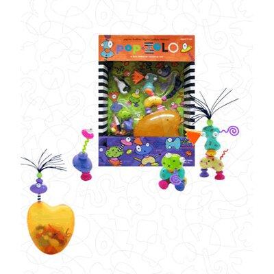 Zolo 28 Piece Pop Play Sculpture Set