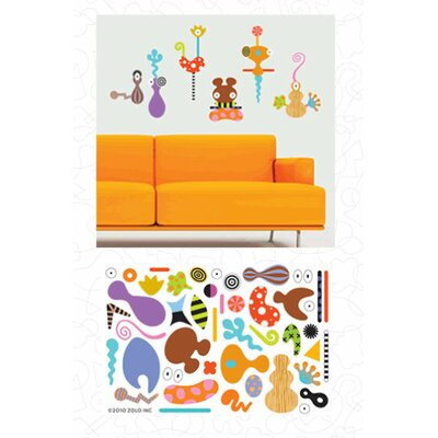 Zolo Deco Wall Decal