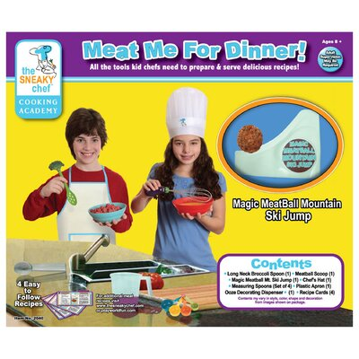 Play World Meat Me for Dinner Kids Chef Set