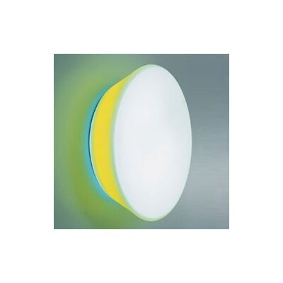 Rotaliana Conca Wall or Ceiling Lamp Optional Filters