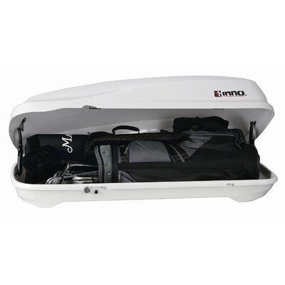 Inno Car Racks 9 Cubic Foot Cargo Box in Silver