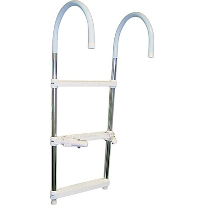 Unified Marine Three Step Ladder
