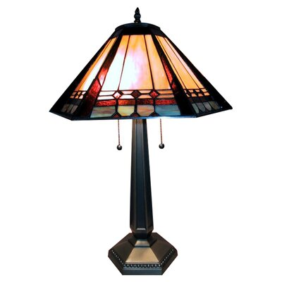 Warehouse of Tiffany Mission Table Lamp