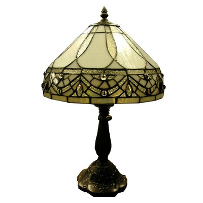 Warehouse of Tiffany Jewels Table Lamp