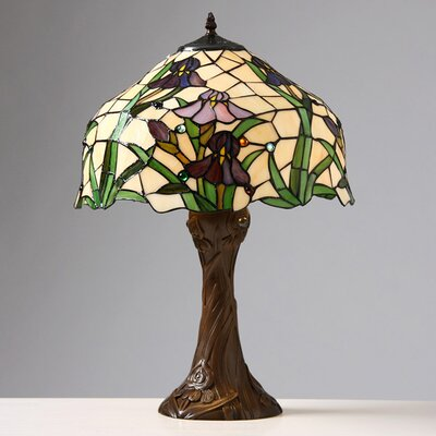 Warehouse of Tiffany Iris Table Lamp