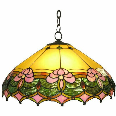 Victorian 3 Light Hanging Pendant