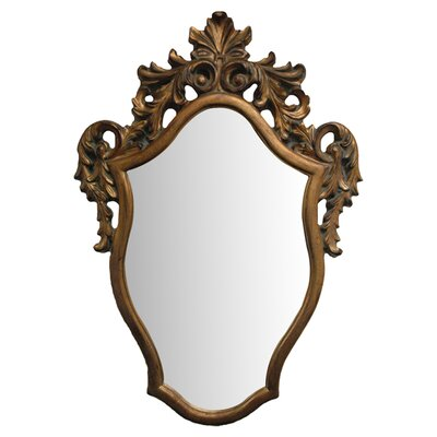 <strong>Imagination Mirrors</strong> Traditional Designs Margaret Framed Mirror