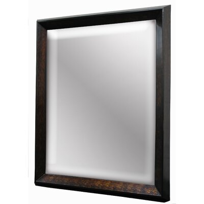 Elite Vanguard Wall Mirror in Natural
