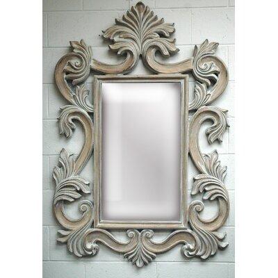 Traditional Designs Charlotte Framed Mirror