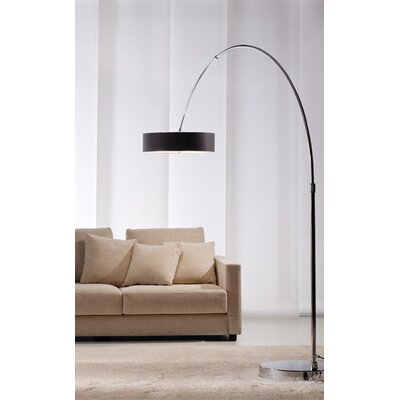 Estiluz Miris Floor Lamp with Telescoping Arm