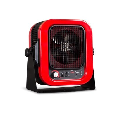Garage 4,000 Watt Fan Forced Compact Space Heater
