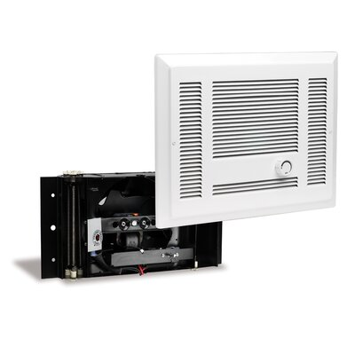 SL Series 2,500 Watt Fan Forced Electric Wall Space Heater
