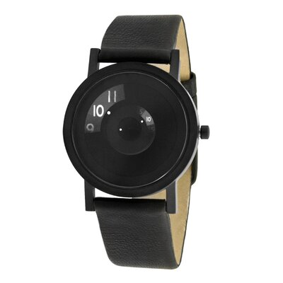 Reveal Watch in Black