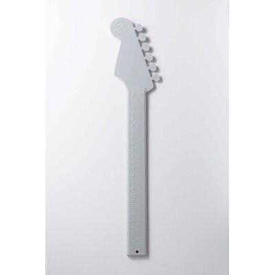 Molla Space, Inc. Rock n' Ruler Electric Guitar