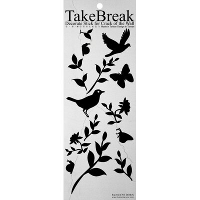 Molla Space, Inc. Balance WU TakeBreak Wall Decal