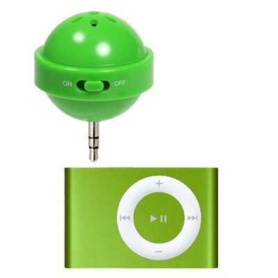 Molla Space, Inc. MollaSpace Lollipop MP3 Speaker