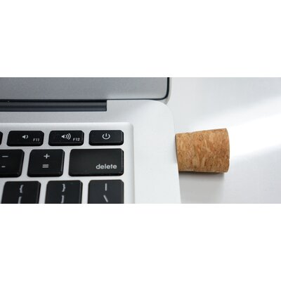 Molla Space, Inc. Message in a Bottle USB Flashdrive