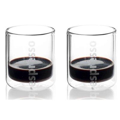 TAG Viva Scandinavia Double Wall Espresso Glass