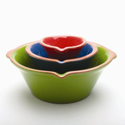 TAG Jardin Mix and Pour Bowl (Set of 3)
