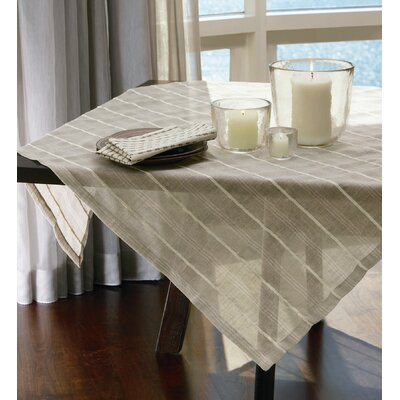 TAG Linen Chenille Stripe Table Cloth
