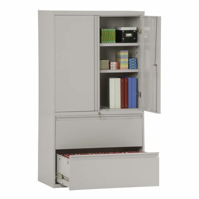 Sandusky Cabinets Lateral File Storage Cabinets