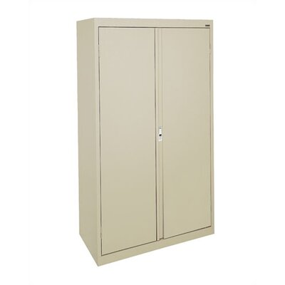 "Sandusky Cabinets Systems Series 30"" Wide Double Door Storage Cabinet"