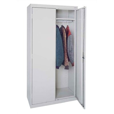 Sandusky Cabinets Elite Series Mobile Wardrobe Cabinet