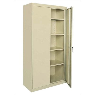 Sandusky Cabinets Classic Plus Deep/Tall Mobile Storage Cabinet