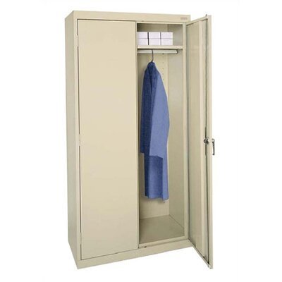 "Sandusky Cabinets Classic Plus 36"" Wardrobe Cabinet"