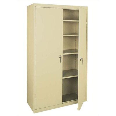 Sandusky Cabinets Valueline Mobile Storage Cabinet with Two Handles