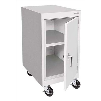 "Sandusky Cabinets Transport Single Shelf Work Height Storage - 36"" x 18"" x 24"""