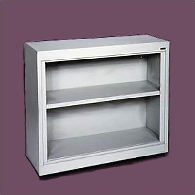 "Sandusky Cabinets 30"" H Two Shelf Bookcase"