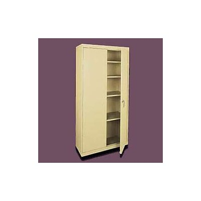 Sandusky Cabinets Valuline Mobile Storage Cabinet with One Handle