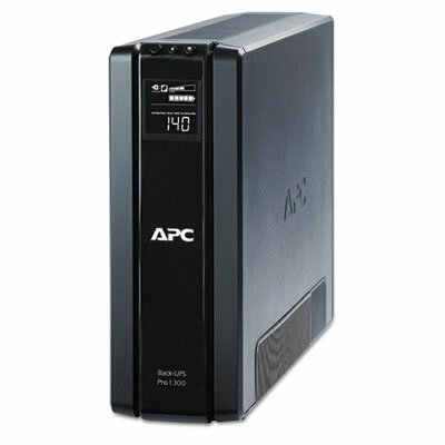 American Power Conversion Apc Back-Ups Pro 1300 Battery Backup System