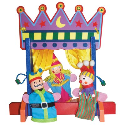 Sassafras Finger Puppet Theater
