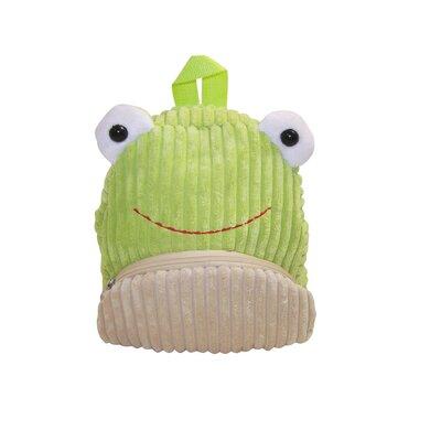 Sassafras Frog Cuddle Bag Pack