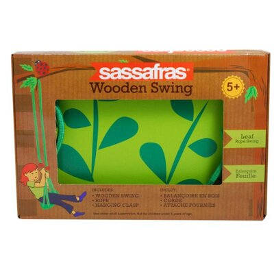 Sassafras Kid's Leaf Tree Swing