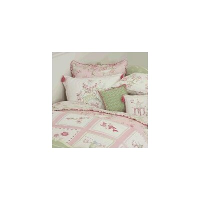 Pink Pagoda Quilt Collection