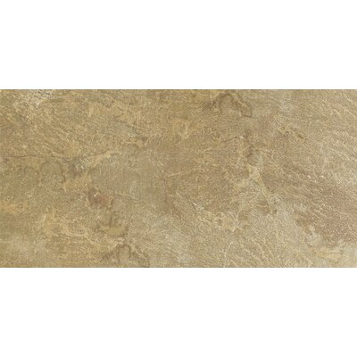 "Epoch Architectural Surfaces 12"" x 24"" Porcelain Field Tile in Autumn Slate"